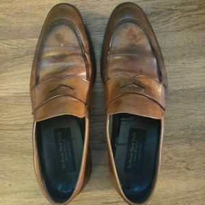 Brown Men's Loafers 10